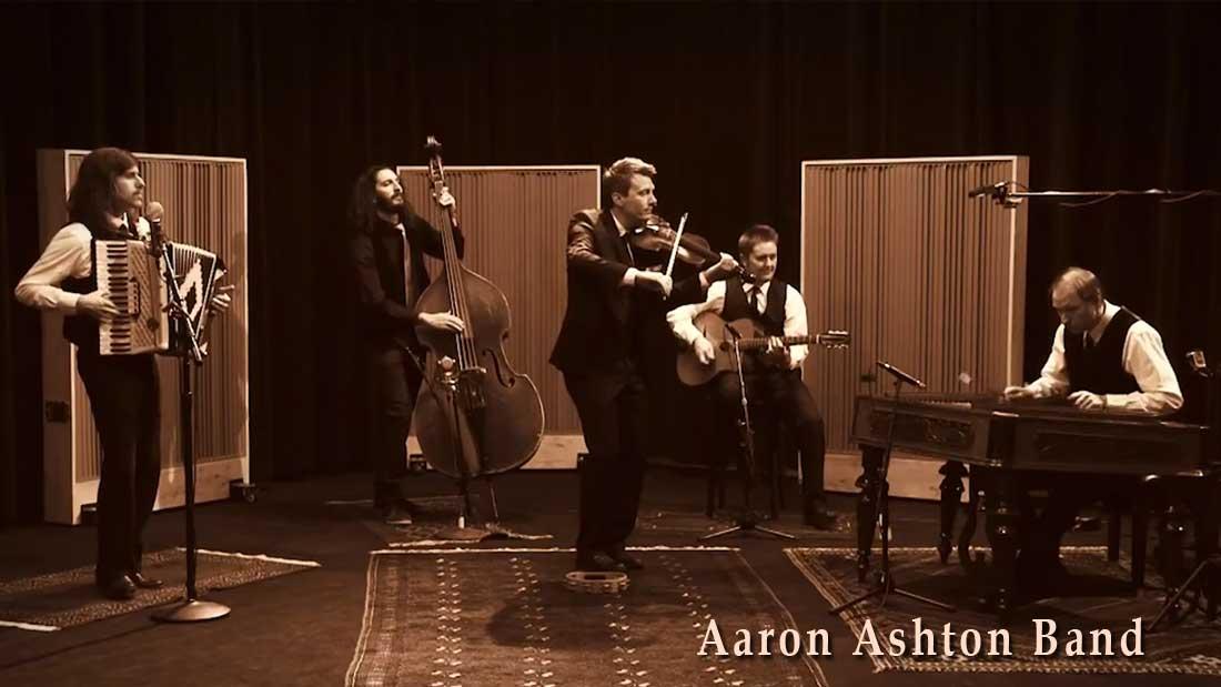 Gypsy Jazz Band for Weddings