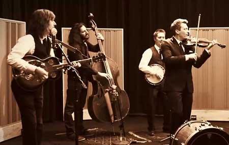 Aaron Ashton Wedding Gypsy Jazz Music