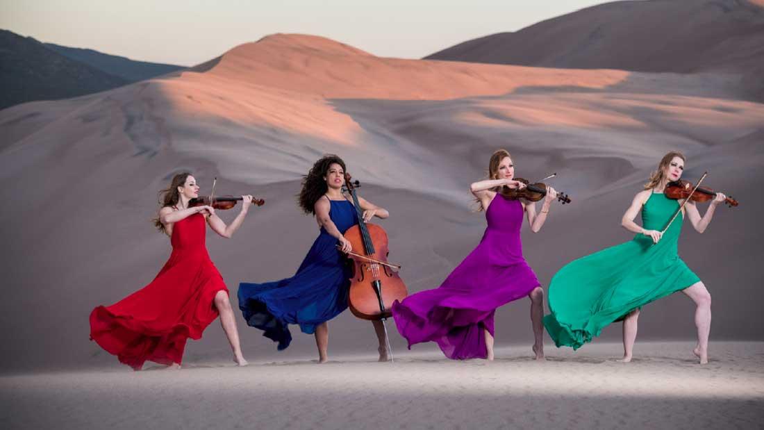 Emerald Electric Strings Wedding String Quartet