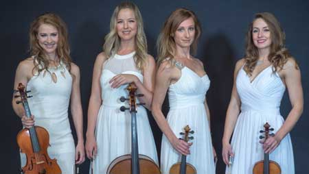 Emerald Electric Wedding String Quartet