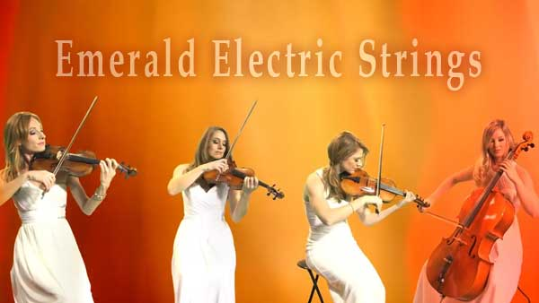 Emerald Wedding String Quartet