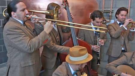 Gypsy Jazz Wedding Band