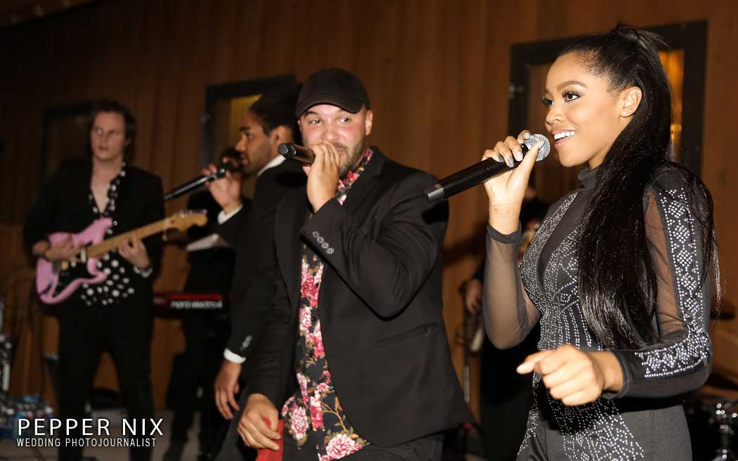 New Soul Brigade Wedding Party Band