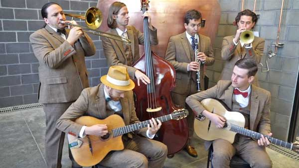 Wedding Gypsy Jazz Band