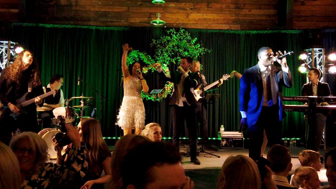 No Limits Wedding Music Band
