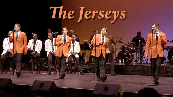 The Jerseys Wedding Tribute Band
