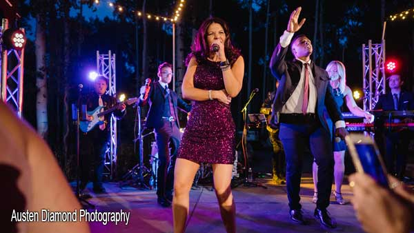 No Limits Band for Weddings